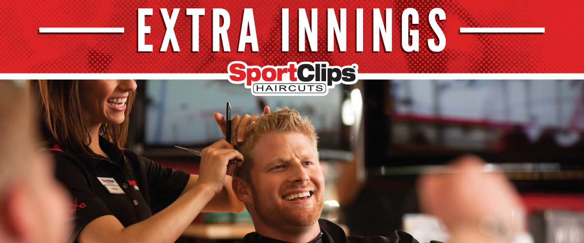 The Sport Clips Haircuts of Fort Worth / Hulen Extra Innings Offerings
